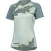 PEARL iZUMi Launch Short Sleeve Jersey Women mist green/arctic composite